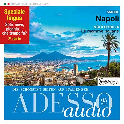 ADESSO Audio - Napoli. 5/2016 Titelbild