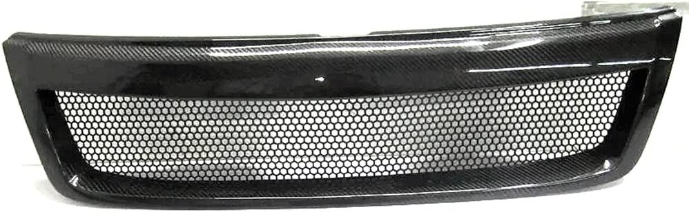 Eppar Clearance SALE! Limited time! New Front Grille for Subaru Forester 2009-2012 Fib Spring new work Carbon