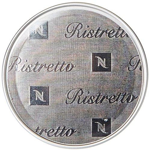 Nespresso Espresso Ristretto, 5er Pack, 5 x 10 Kapseln