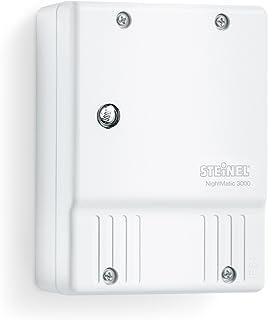 STEINEL Schemerschakelaar met lichtsensor NightMatic 3000, schemersensor voor buiten, automatische verlichting, energiebes...