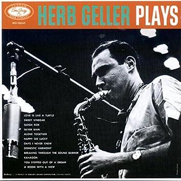 Herb Geller Plays