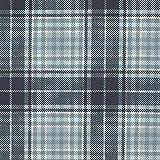 Fabulous Fabrics Jersey grau, Karo, 150cm breit – zum