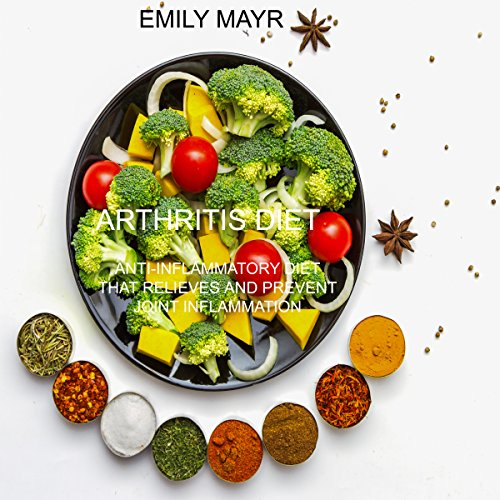 Arthritis Diet audiobook cover art
