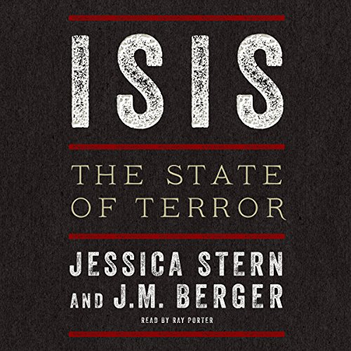 ISIS: The State of Terror audiobook cover art