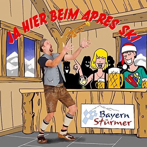Bayern Stürmer