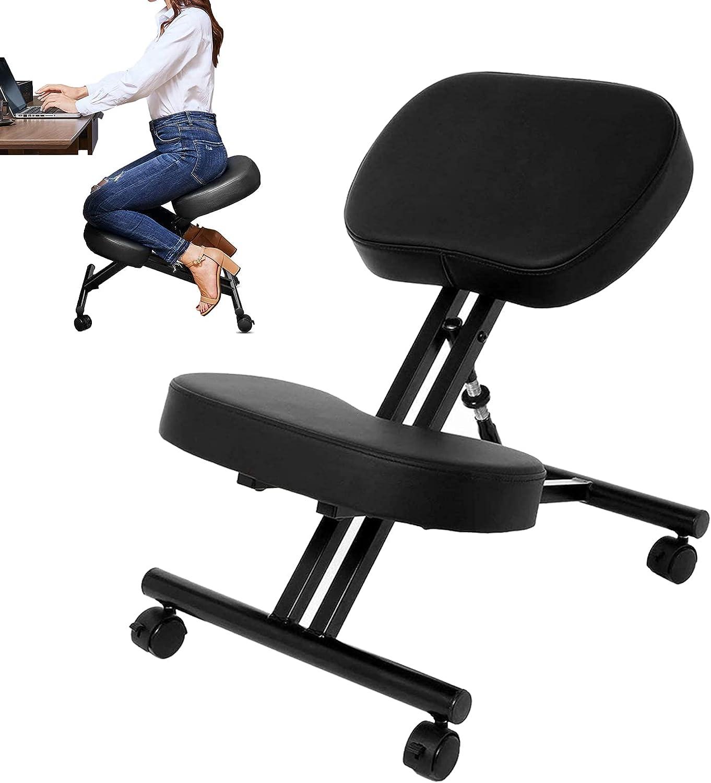 Himimi Silla ergonómica de rodillas,