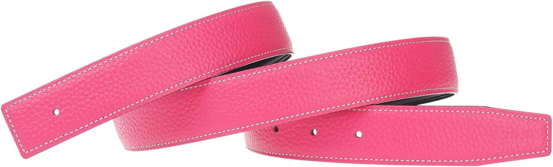 Replacement Belt Genuine Leather Str Daily bargain sale Superlatite Reversible