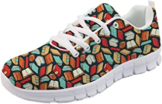 Showudesigns Fashion Classic Sport Sneaker Outdoor Walking Shoes for Women Youth Girl