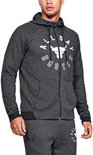 Under Armour X Project Rock Full Zip Hoodie