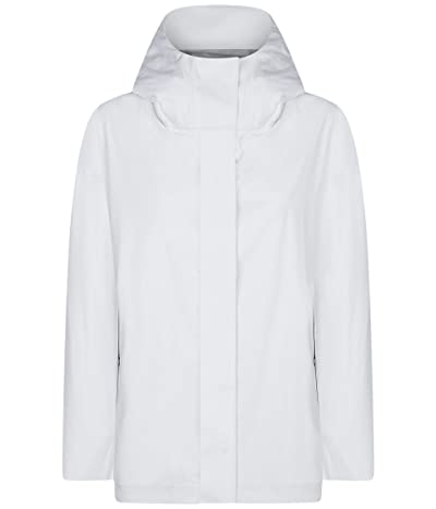 Save the Duck Bark Hooded Jacket (White) Women