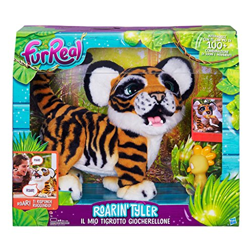 Hasbro FurReal Fur Real Friends B9071103 - Tyler