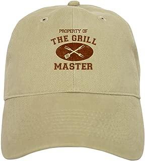 Property of Grill Master Baseball Cap