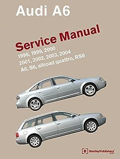 10 Mejor Manual Audi A6 2001 de 2020 – Mejor valorados y revisados