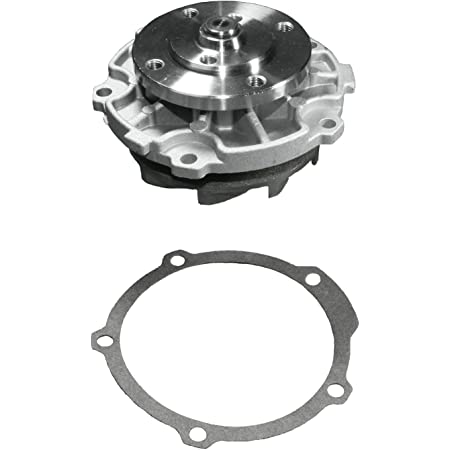 TUUMOND Water Pump with Gasket fits for 1987 2005 for Buick Century Regal Rendezvous Skylark Terraza 2.8L 3.1L 3.4L AW5033