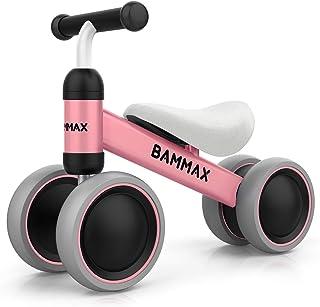 Bammax Bicicleta sin Pedales, Bici sin Pedales Niño,