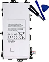 Powerforlaptop Tablet Battery for Samsung Galaxy Note 8.0 Wifi GT-N5110 GT-N5100 GT-N5120 N5100 N5110 N5120 16G 32G SGH-i467 Gh43-03786a SP3770E1H with opening repair tool kit