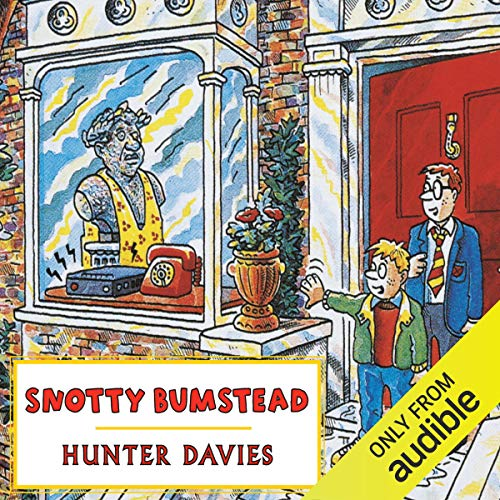 Snotty Bumstead cover art