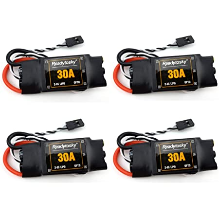 4pcs BLHeli32 35A ESC 2-5S Electronic Speed Controller For FPV RC Drone Quads