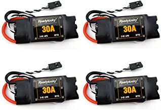 Readytosky 30A ESC Opto 2-6S Brushless Speed Controller for F450 S500 ZD550 RC Helicopter Quadcopter