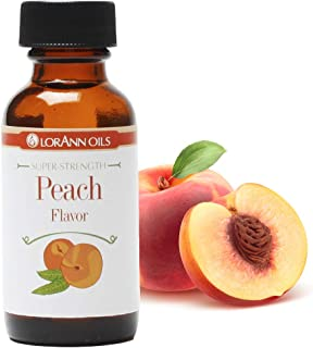 LorAnn Oils Flavor Extract, Peach, 1 Ounce