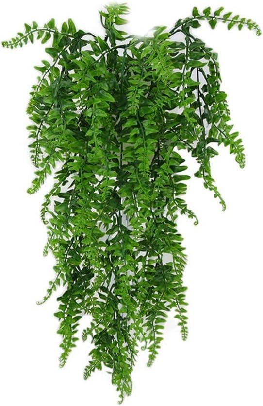 Cheap mail order Max 76% OFF sales JINWEIH Artificial Plants Fake Flower Ga Vine Hanging