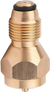 Propane Refill Adapter Lp Gas 1 Lb Cylinder Tank Coupler Bottles Heater Capm  lk
