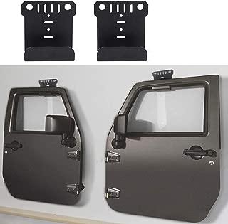JoyTutus Fits Jeep Wrangler Door Hanger for JK JL JKU