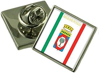 Select Gifts Kara-Kalpak Flag Tie Clip Bar 55mm Pouch