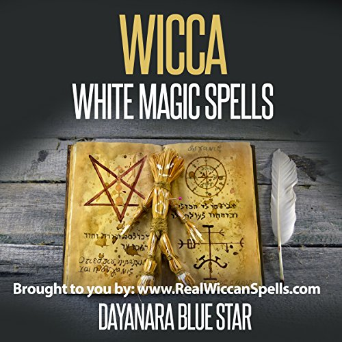 Wicca Audiobook By Dayanara Blue Star cover art