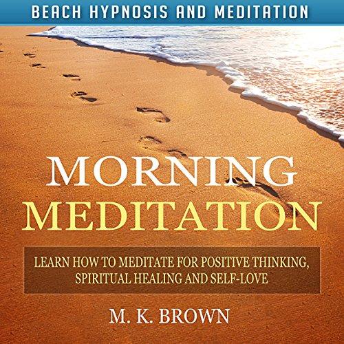 Morning Meditation audiobook cover art