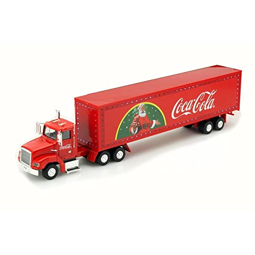 ac348a998886e7 Holiday Caravan Tractor Trailer with LED lights
