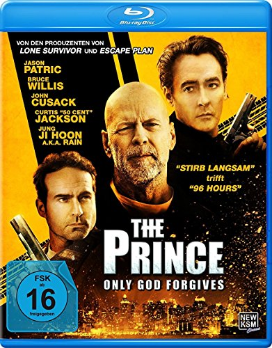 The Prince - Only God Forgives (mit Glanz-Cover) [Blu-ray]