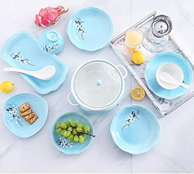 Chuangrong 23-Piece Dinnerware Set, Service for 6