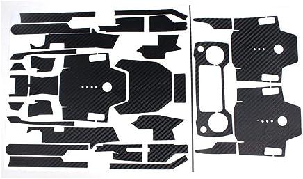 Prinfong Adesivi Impermeabili in Fibra di Carbonio di Lusso per DJI Mavic PRO Adesivi Telecomando Corpo Braccio Set Completo di Adesivi Accessori - Trova i prezzi più bassi