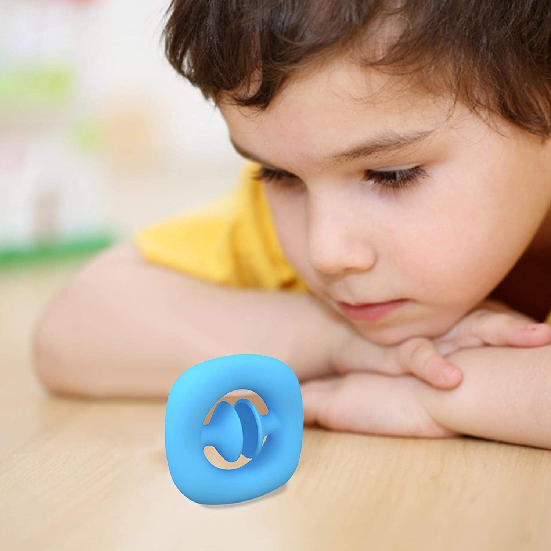 Party Popper Stress Relief Pop Pops Click Finger Sensory Fidget Toy Fidget Snappers Toy Snap Sensory Squeeze Grab