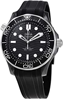 Automatic Chronometer Black Dial Watch 210.92.44.20.01.001