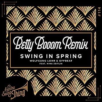 Swing in Spring (Betty Booom Remix)