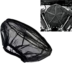 Details about  /Waterproof Air Filter Cleaner Rain Sock Cover Fit For Harley Touring Softail
