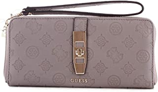 Luxury Fashion | Guess Womens SWSG7398460GREY Grey Wallet | Fall Winter 19
