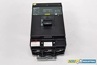 SQUARE D LC36600 LC 600A MOLDED CASE 3P 600A AMP I-LINE CIRCUIT BREAKER B282046