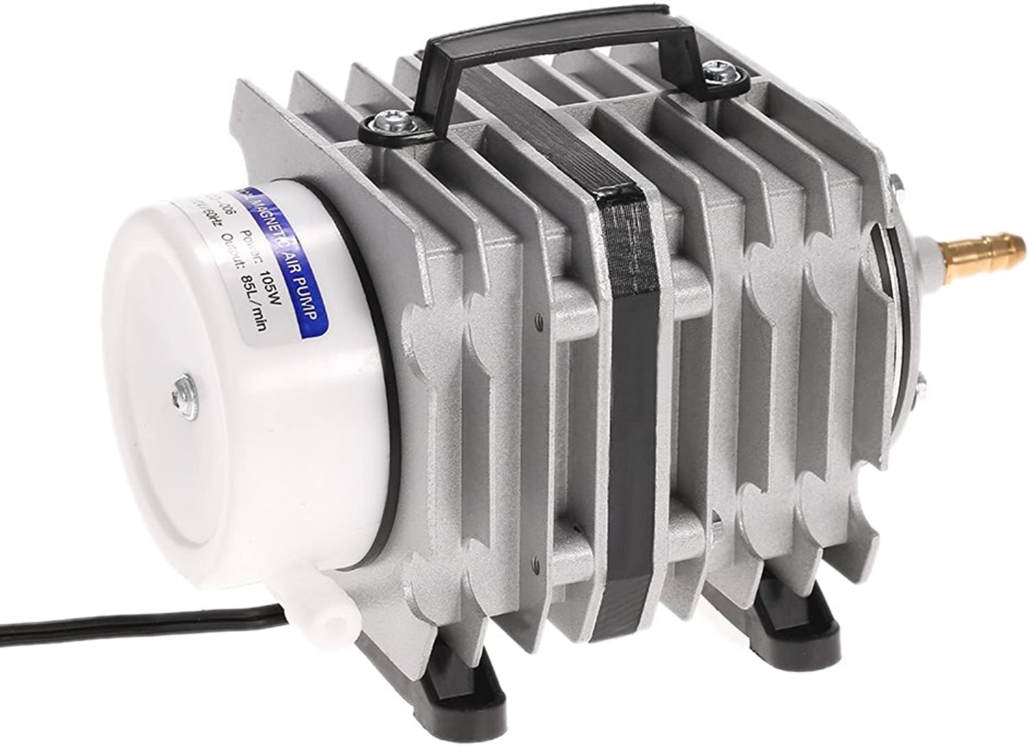 Anself O2 Aquarium Commercial Hydro Air Pump with 6 8 10 Outlets Electrical Magnetic Oxygen Pumps