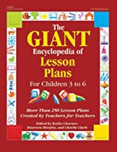 Download Book The Giant Encyclopedia of Lesson Plans for Children 3 to 6 (GR-18345) PDF