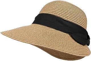Outdoor Fashion Womens Girls Straw Beach Sun Summer Hat