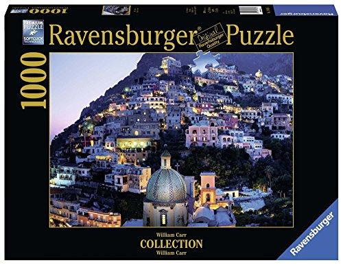 Ravensburger 19866 Bella Positano Jigsaw Puzzle (1000 Piece)