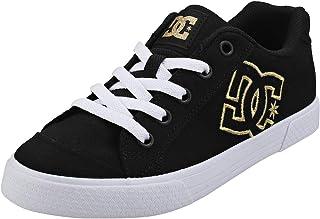 DC Shoes Chelsea Canvas, Zapatillas de Skateboarding Niños niña