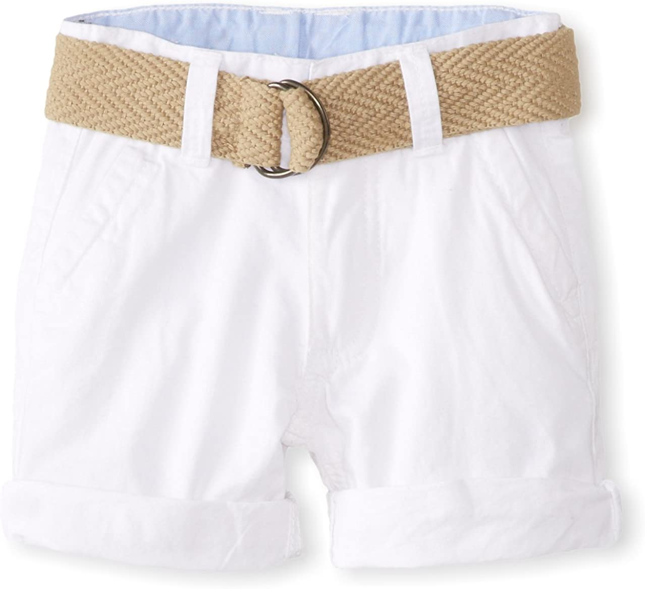 Company 81 Little Boys' Two-Fourth Chino Belted Twill Short