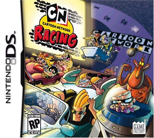 Cartoon Network Racing / Game by The Game Factory