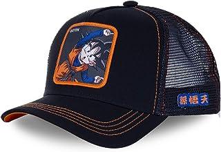 Gorra de béisbol, diseño de Dragon Ball Z