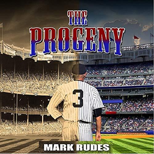 The Progeny audiobook cover art