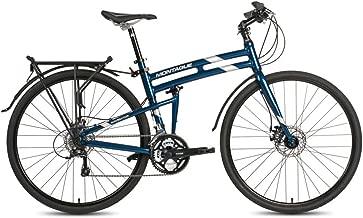 Montague Navigator Folding 700c Hybrid Bike Midnight Blue 21